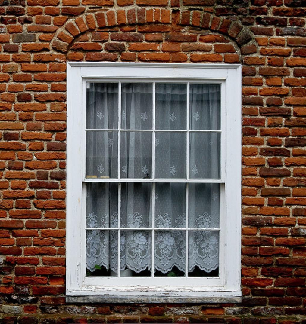 Английское окно своими руками 54